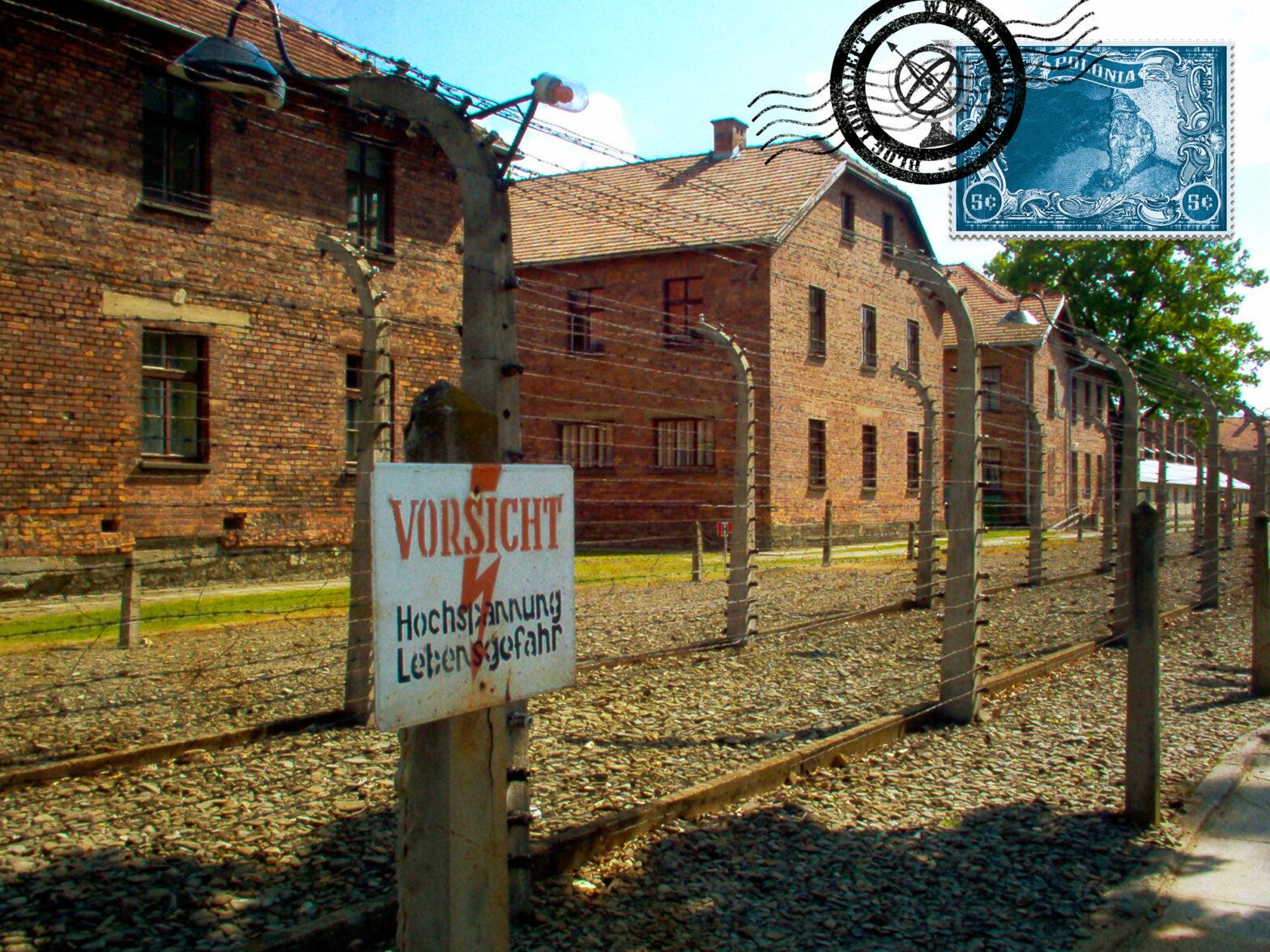 Conhecer Auschwitz - Os campos da morte