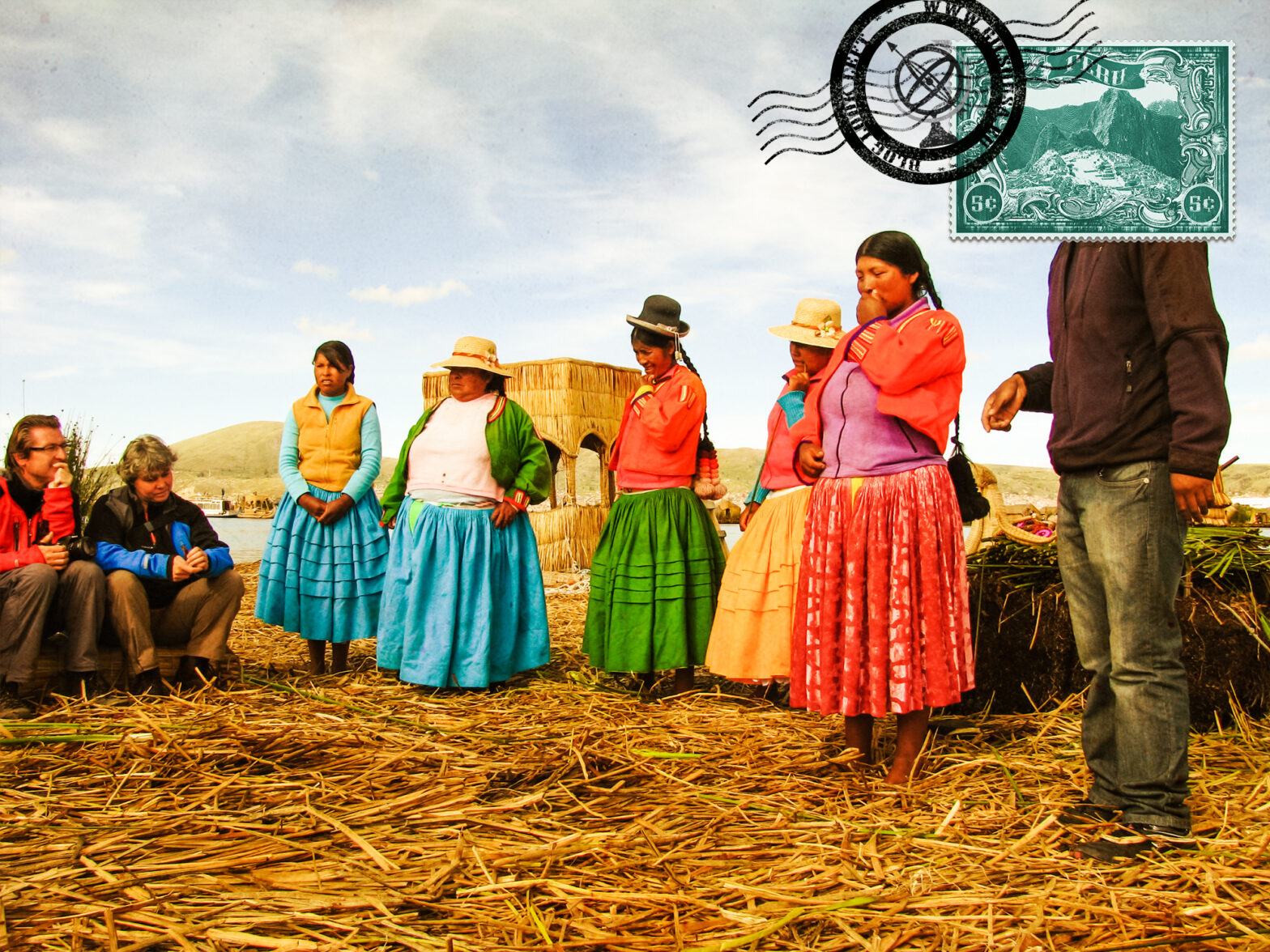 Visit to the Uros Islands, Taquile Island and Lake Titicaca