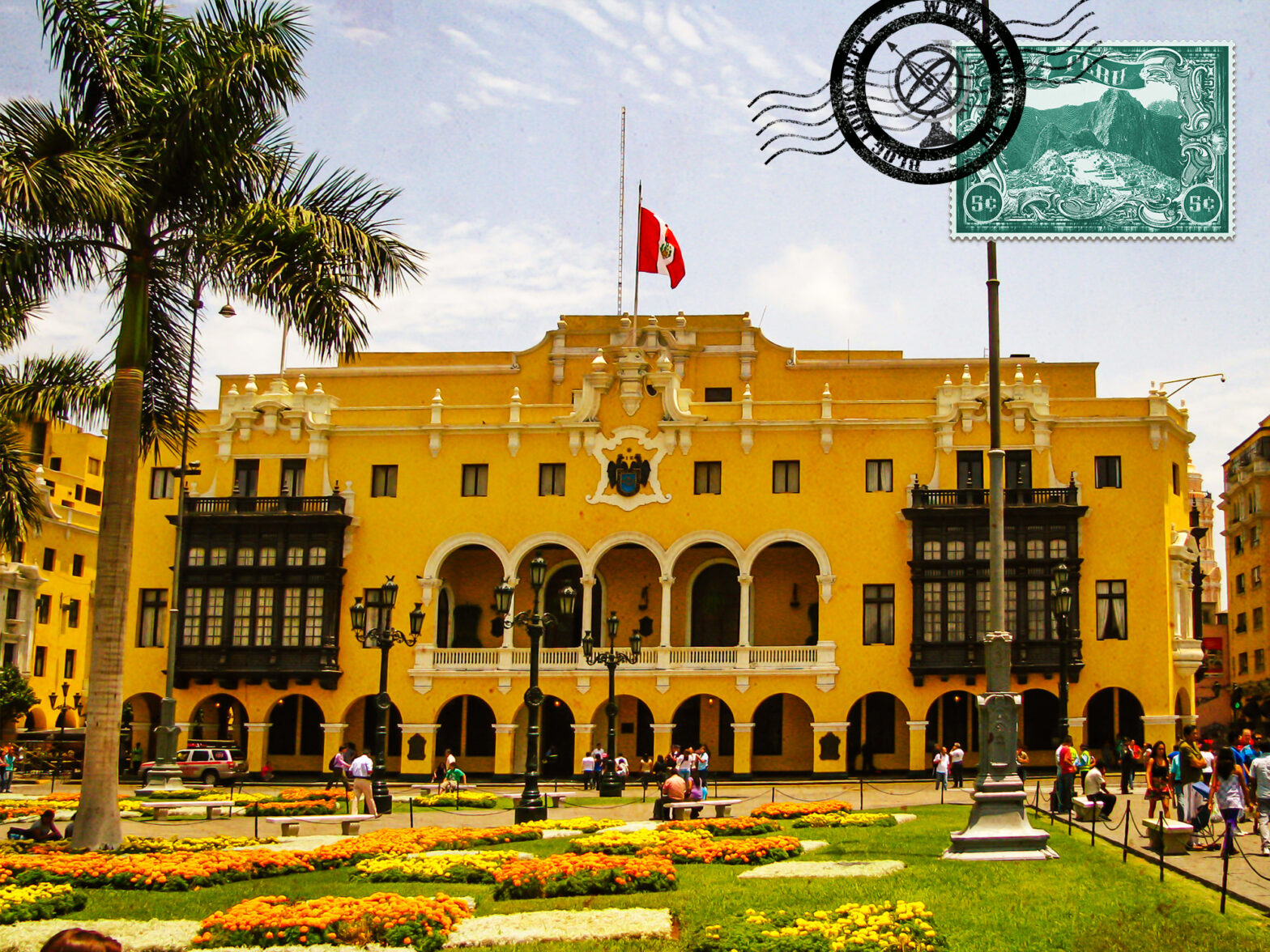 Visiting Barranco district and Lima city center