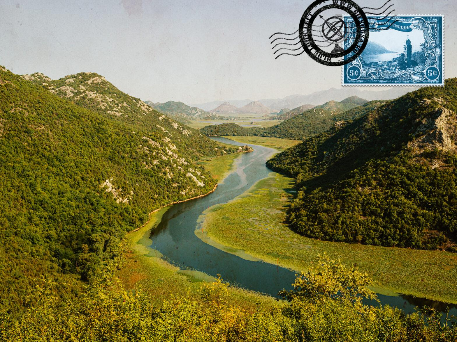 Passear por Montenegro numa excursão de um dia