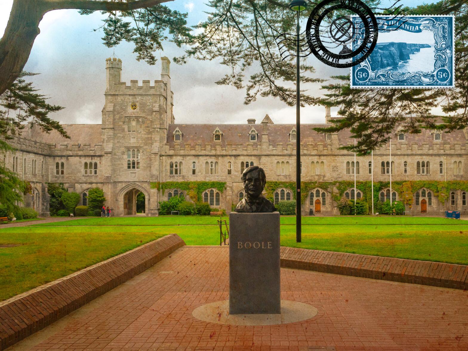 Cork a pé, do Centro à Universidade