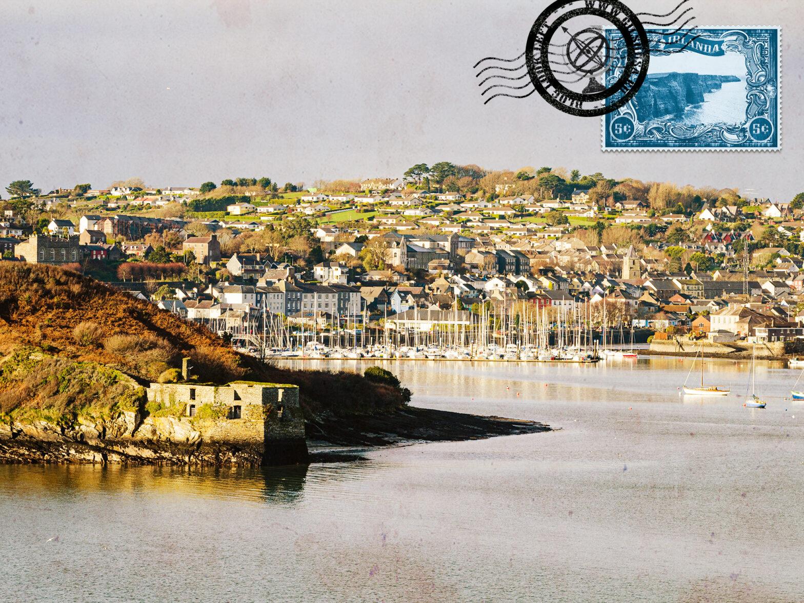 Visitar Kinsale e a marina para escapar de Cork