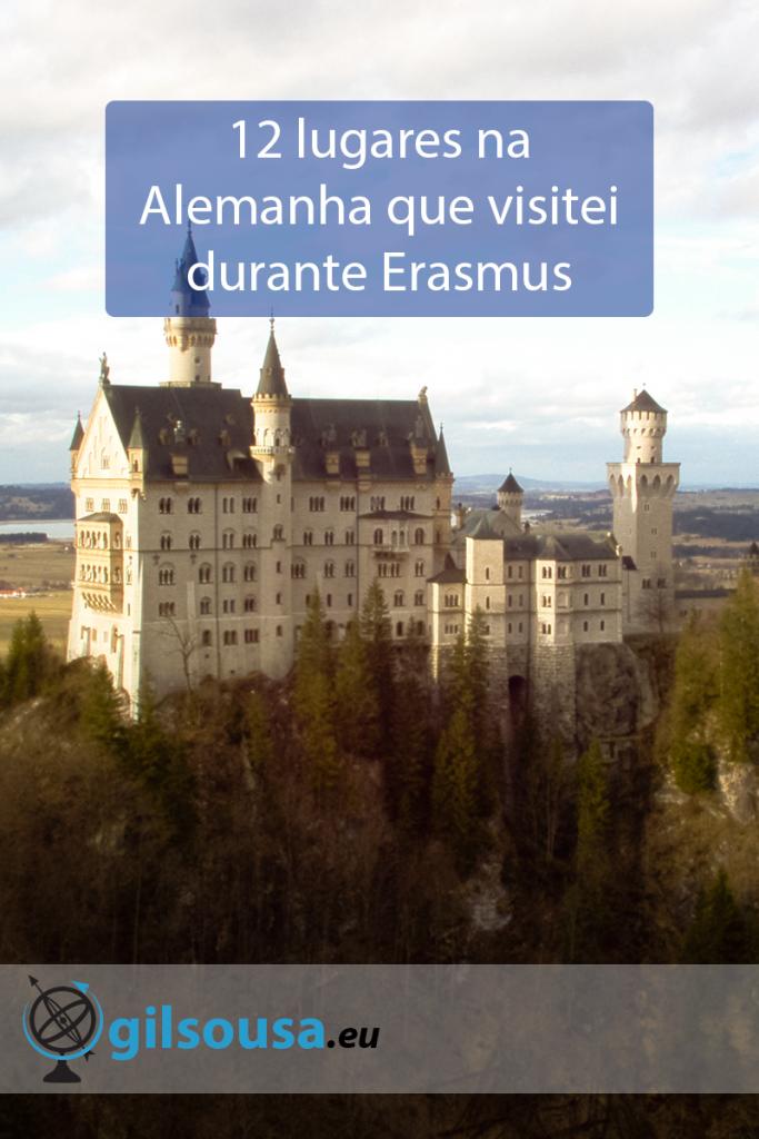 12 lugares na Alemanha que visitei durante Erasmus