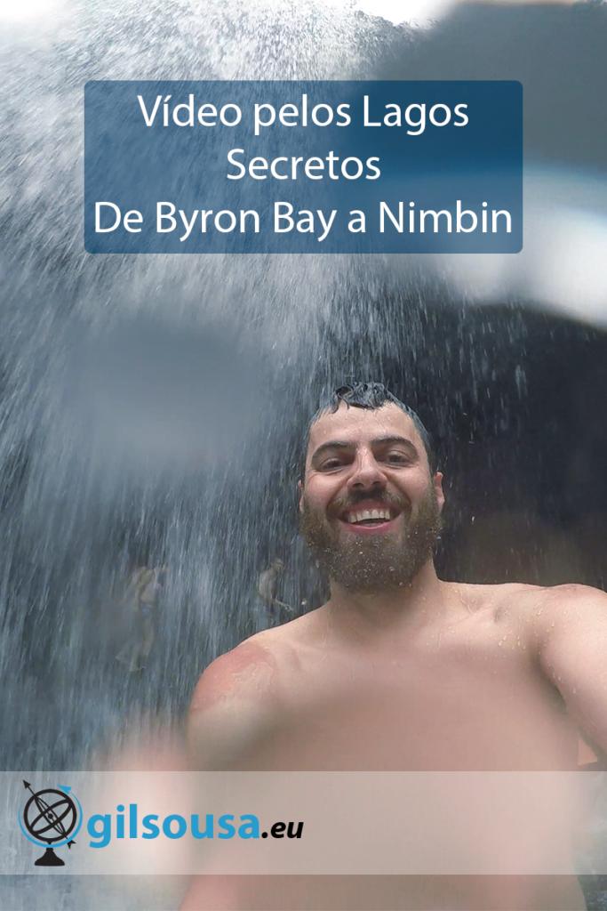 Vídeo pelos Lagos Secretos de Byron Bay a Nimbin