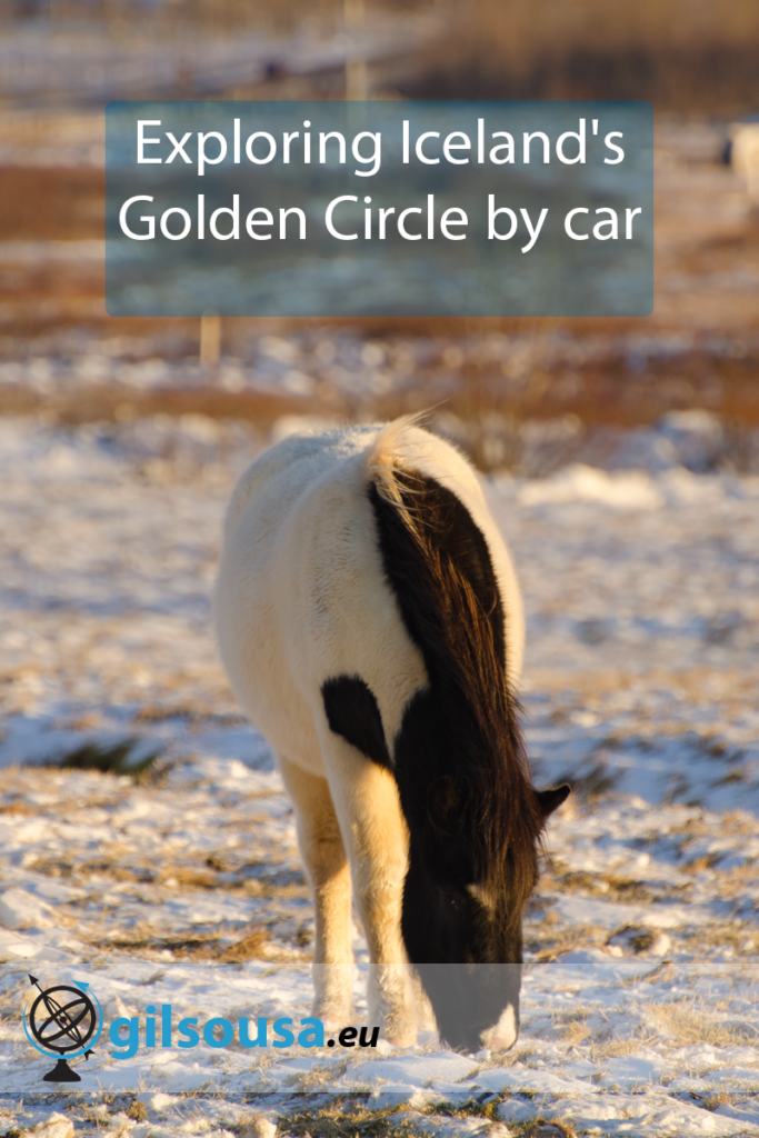 Exploring Iceland's Golden Circle by car