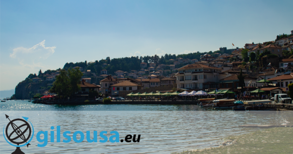Viajar de Montenegro até à Macedónia de autocarro