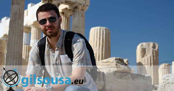 10 locais incríveis que visitei na Grécia