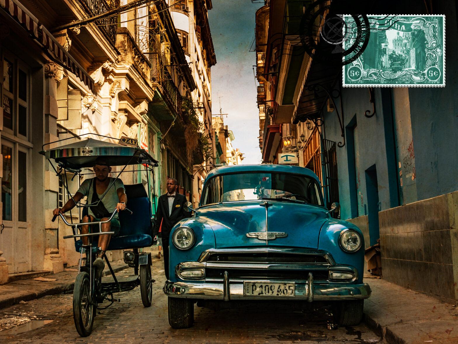 O que levei na mala para Cuba