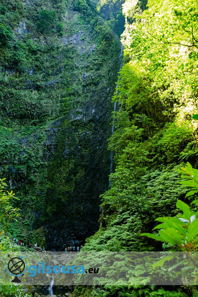 Cascata do Caldeirão Verde