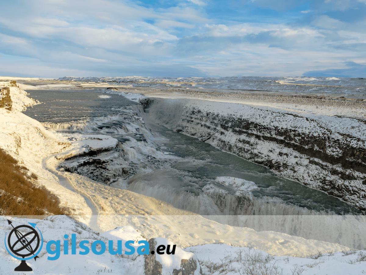 Percorrer o Circulo Dourado na Islândia de carro