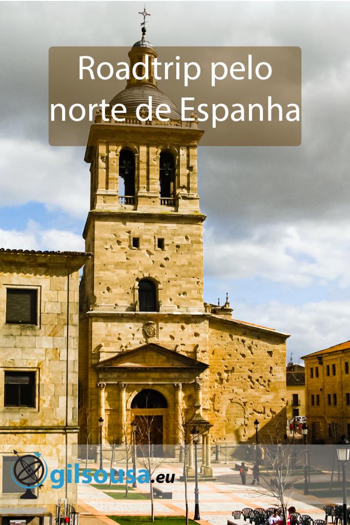 Roadtrip pelo norte de Espanha