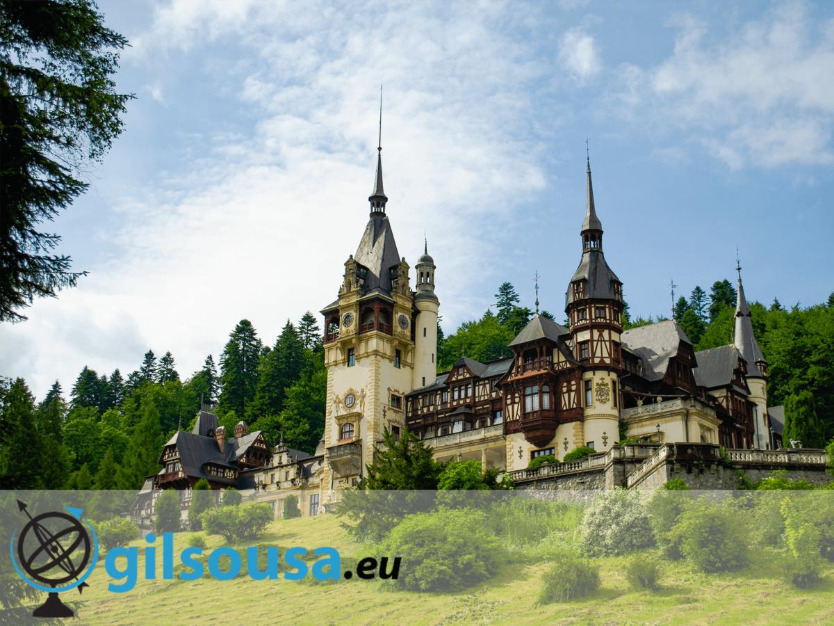 Visitar a zona de Brașov na Transilvânia