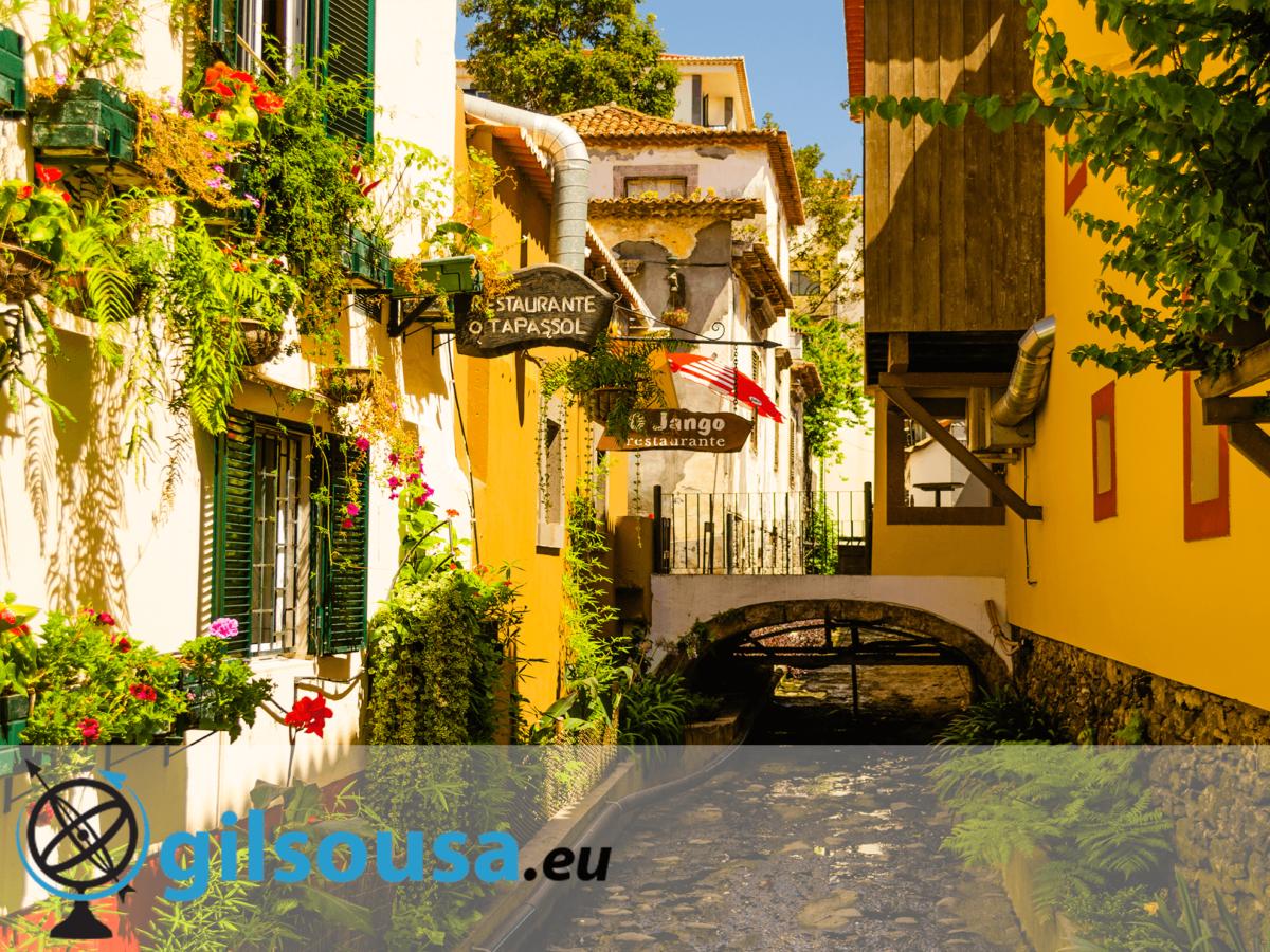 Visitar as cidades de Machico e Funchal na ilha da Madeira