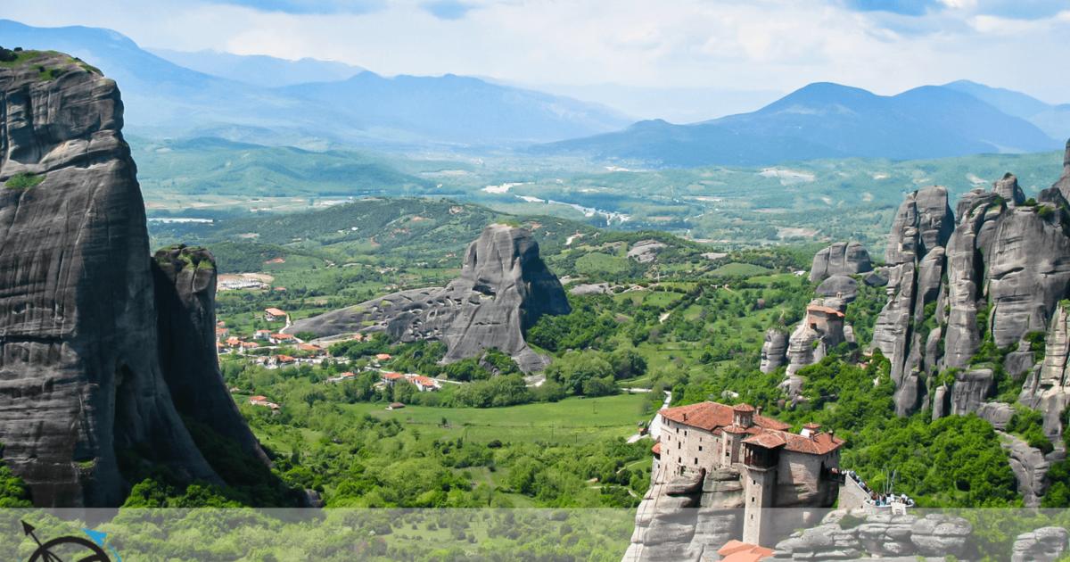 Visitar os Mosteiros de Metéora e Trikala