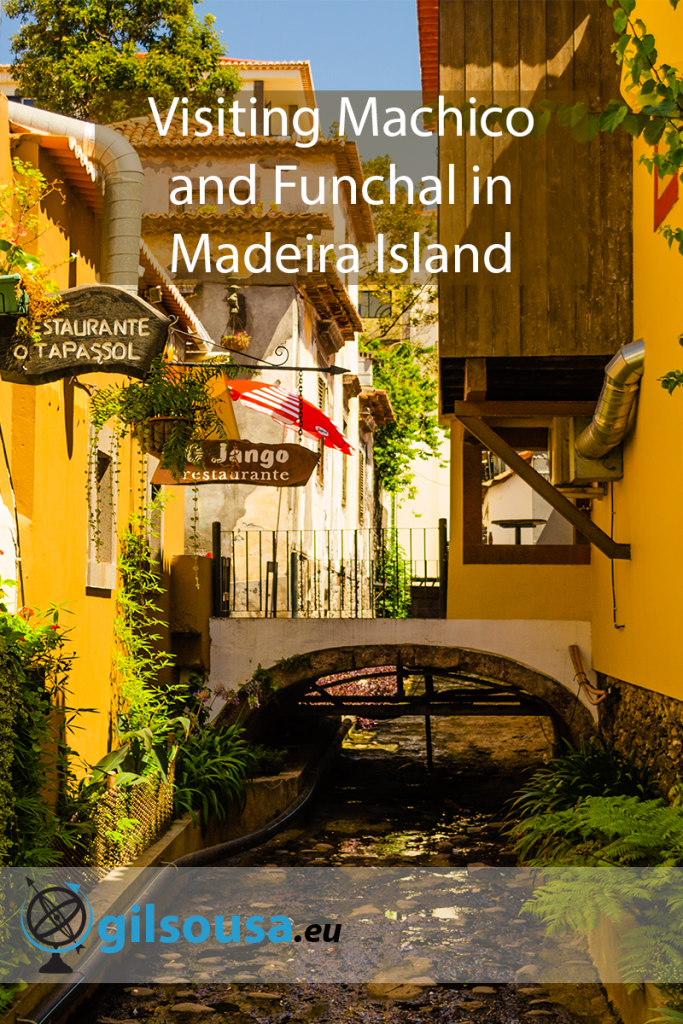 Visiting Machico and Funchal in Madeira Island