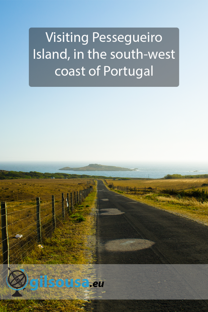 Visiting Pessegueiro Island, in the south-west coast of Portugal