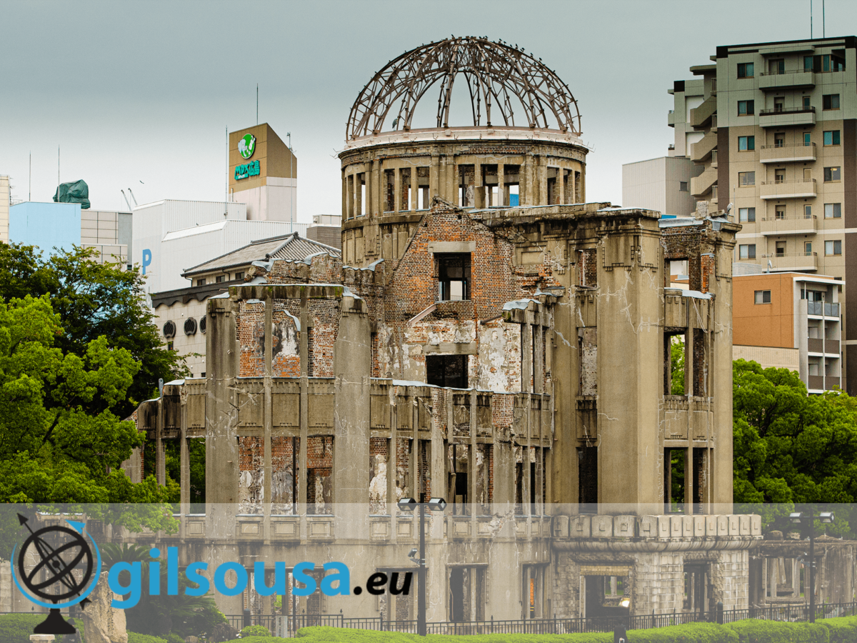 Visiting the Hiroshima Peace Memorial Museum