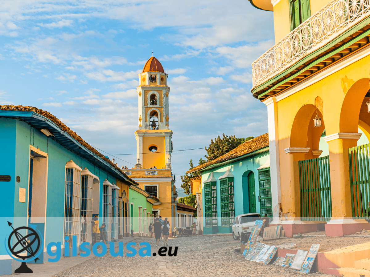 Duas semanas em Cuba - Trinidad e Varadero