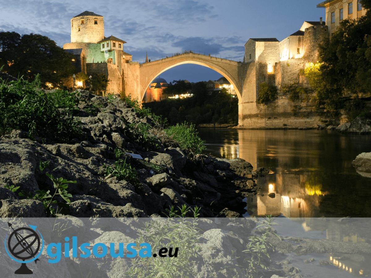 Mostar, visita ao centro histórico da capital da Herzegovina