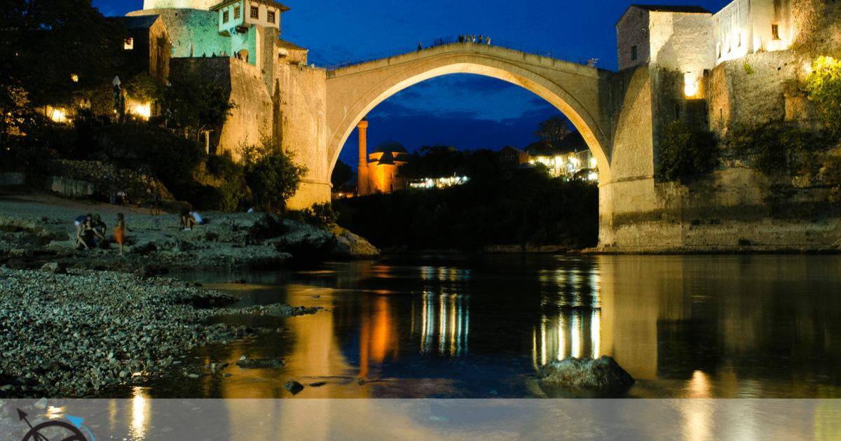 O meu itinerário pelos Balcãs, de Zagreb a Atenas