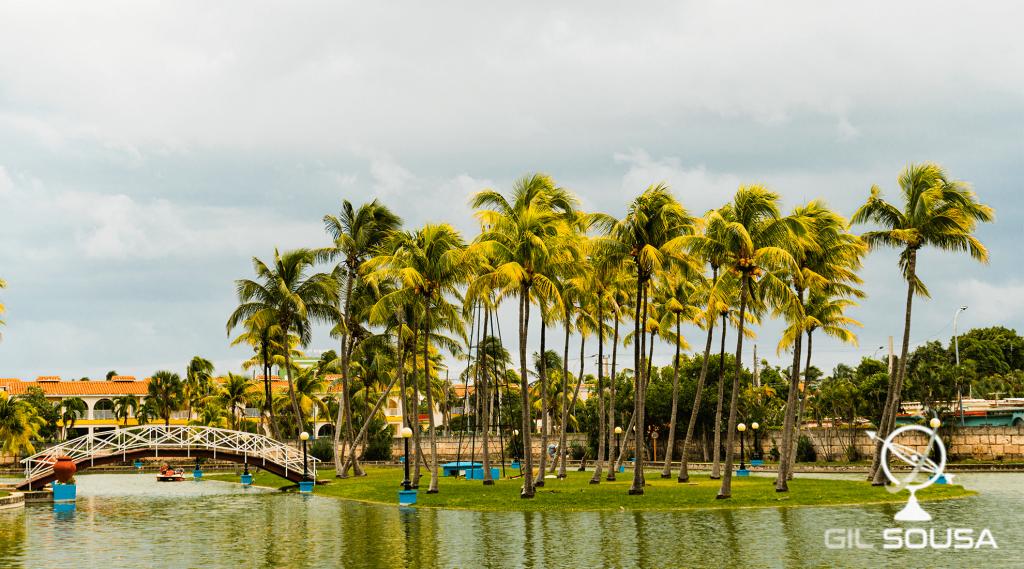 Parque Josone em Varadero