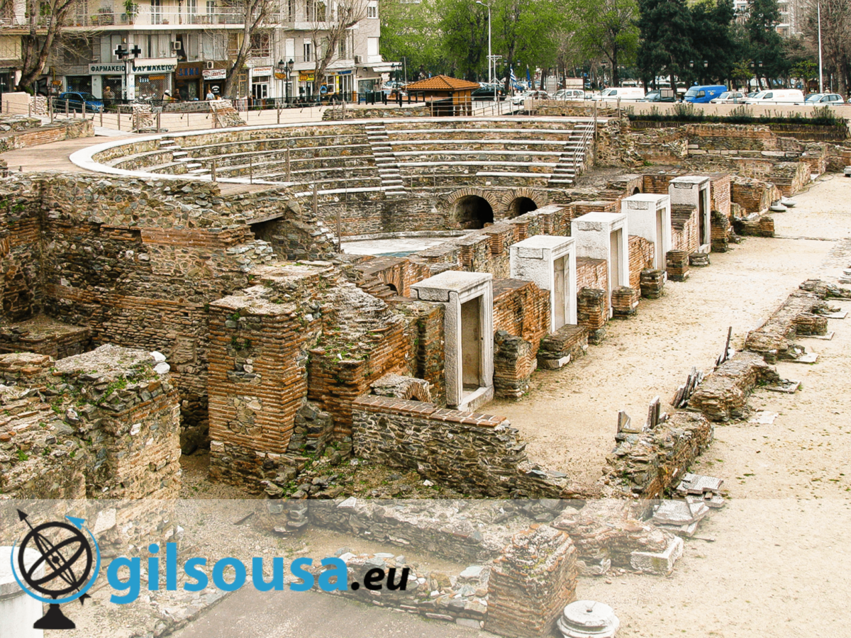Visitar Salonica num fim-de-semana