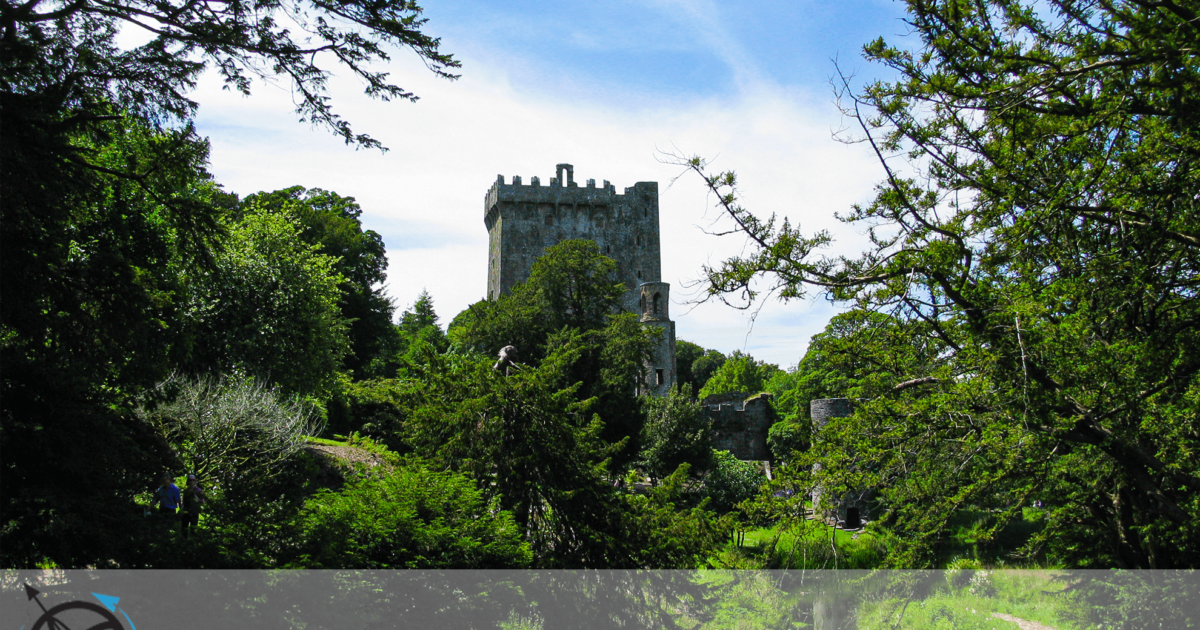 Visiting the Blarney Castle and Gardens in Cork
