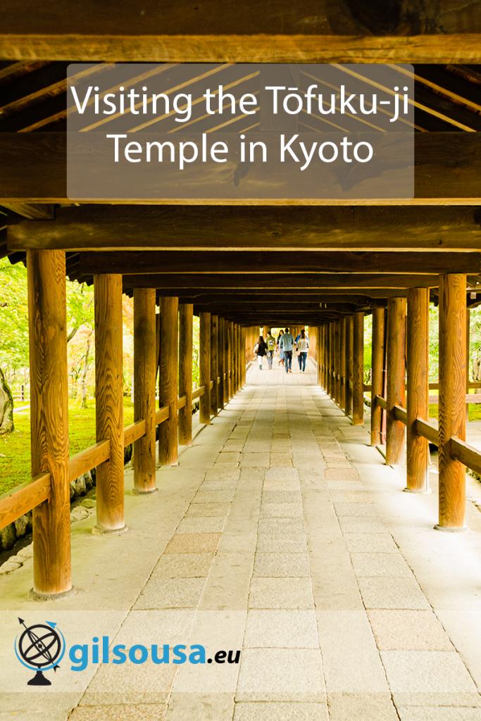 Visiting the Tōfuku-ji Temple in Kyoto