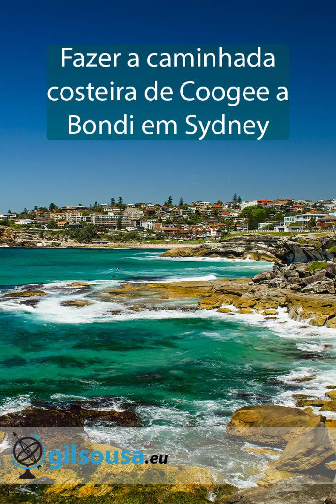 Fazer a caminhada costeira de Coogee a Bondi em Sydney