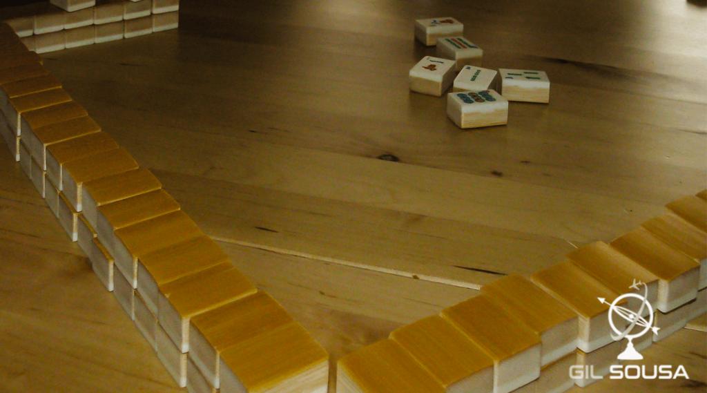 Mahjong Bambu Tiles
