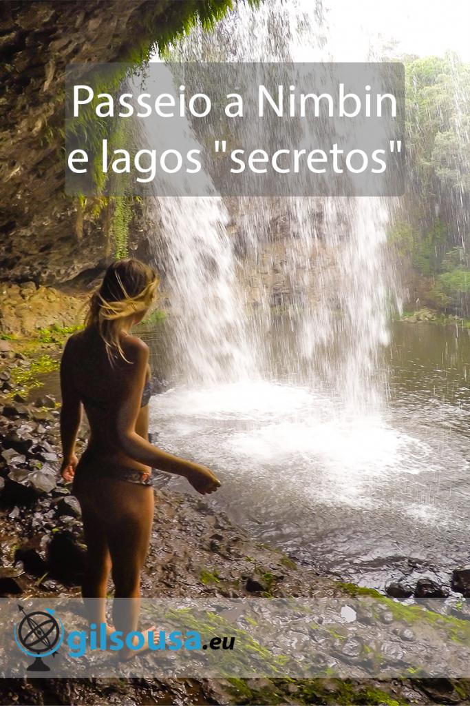 """Passeio a Nimbin e lagos """"secretos"""""""