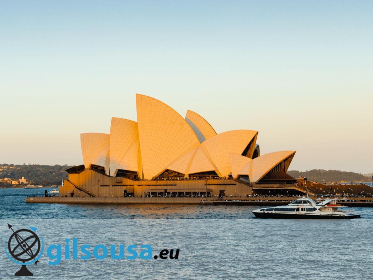 Sydney, as primeiras horas para explorar a cidade