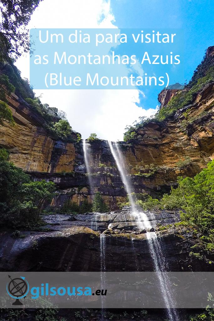 Um dia para visitar as Montanhas Azuis (Blue Mountains)