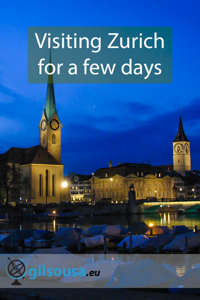 Visiting Zurich for a few days