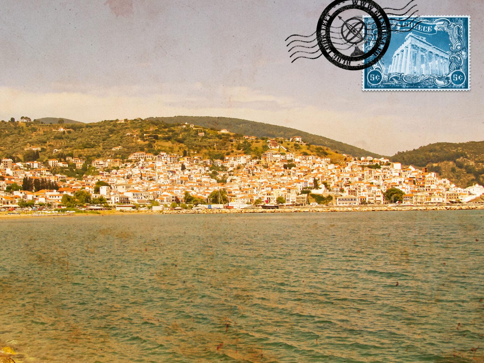 A weekend in Skiathos and Skopelos