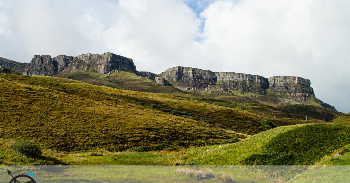 A Ilha de Skye, explorar uma das pérolas da Escócia