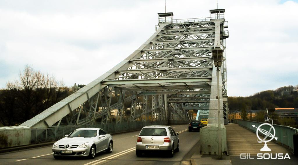 Ponte Blaues Wunder (Milagre Azul)