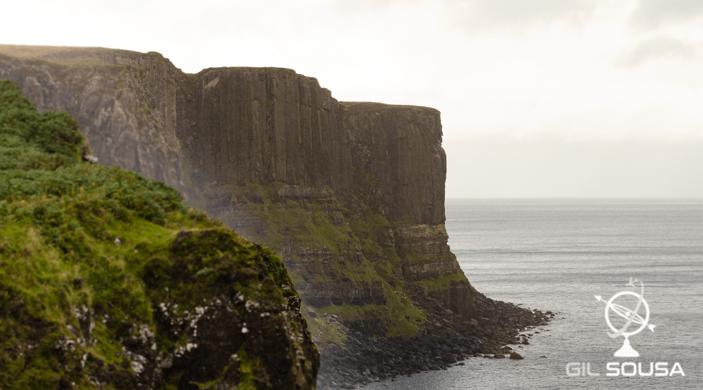 View over the Kilt Rock
