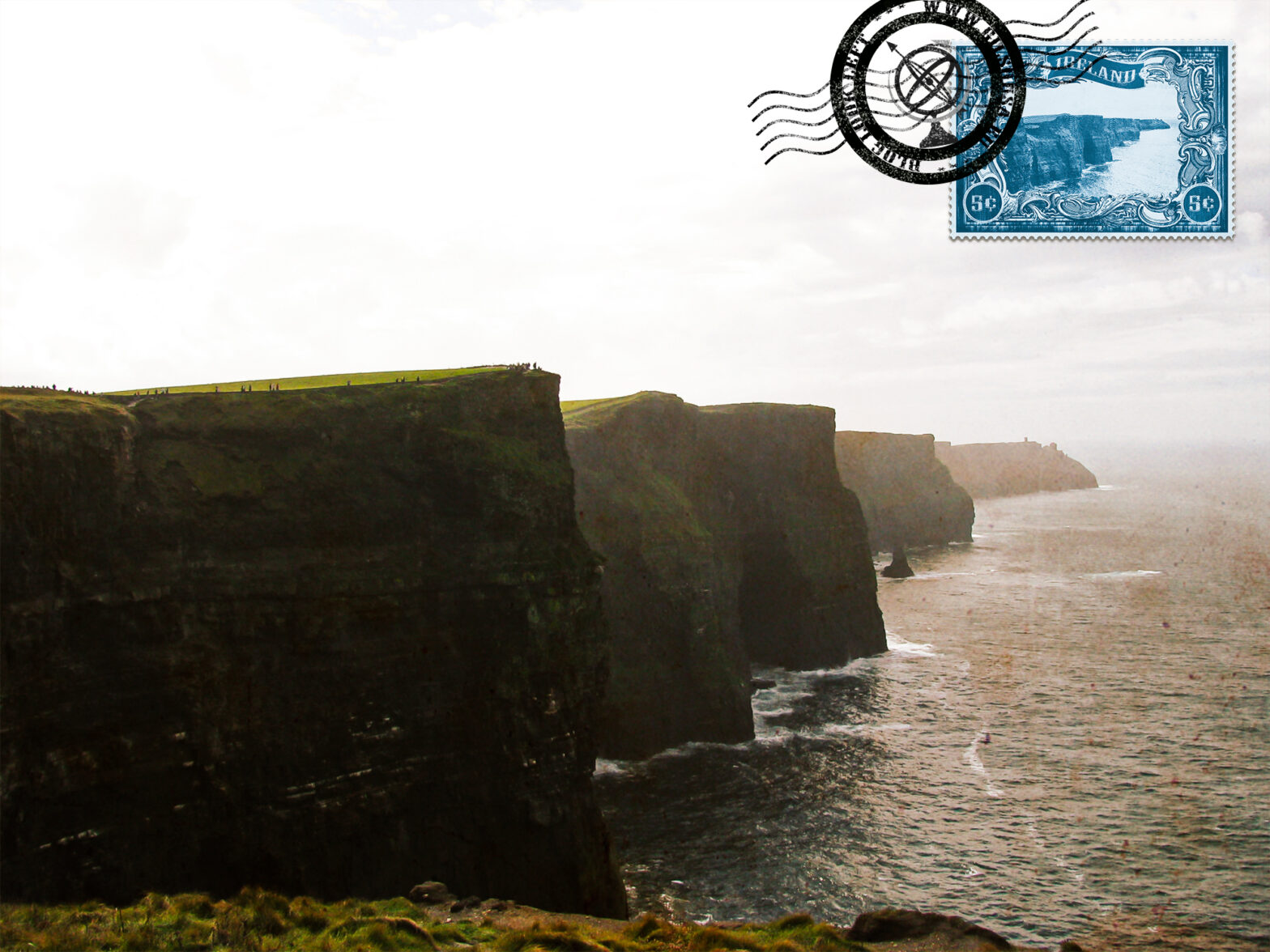 The Cliffs of Moher, visiting the famous Irish Cliffs