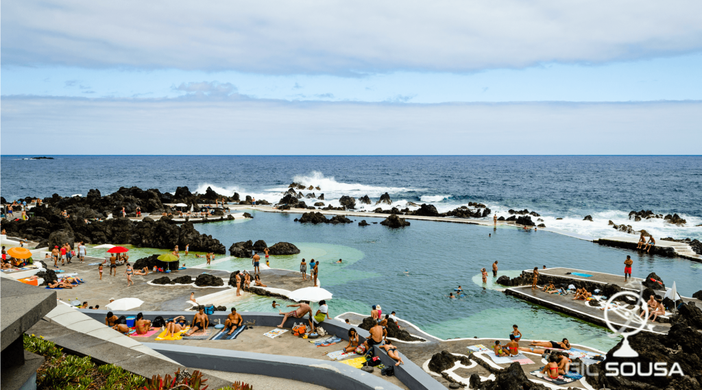 Porto Moniz Pools