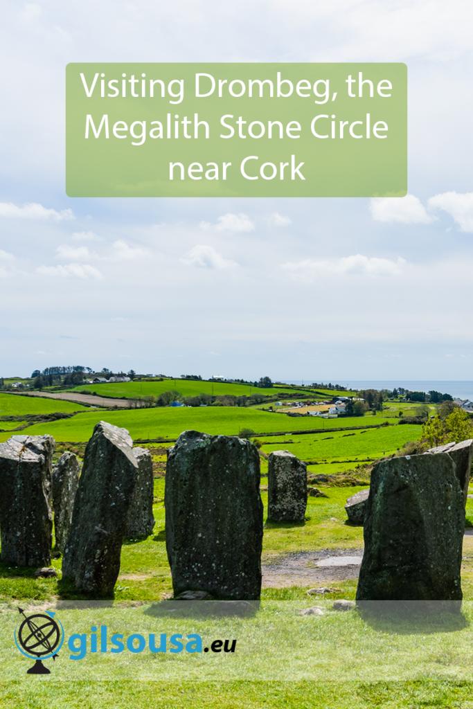 Visiting Drombeg, the Megalith Stone Circle near Cork