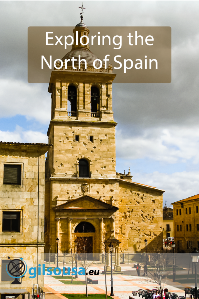 Exploring the North of Spain by car