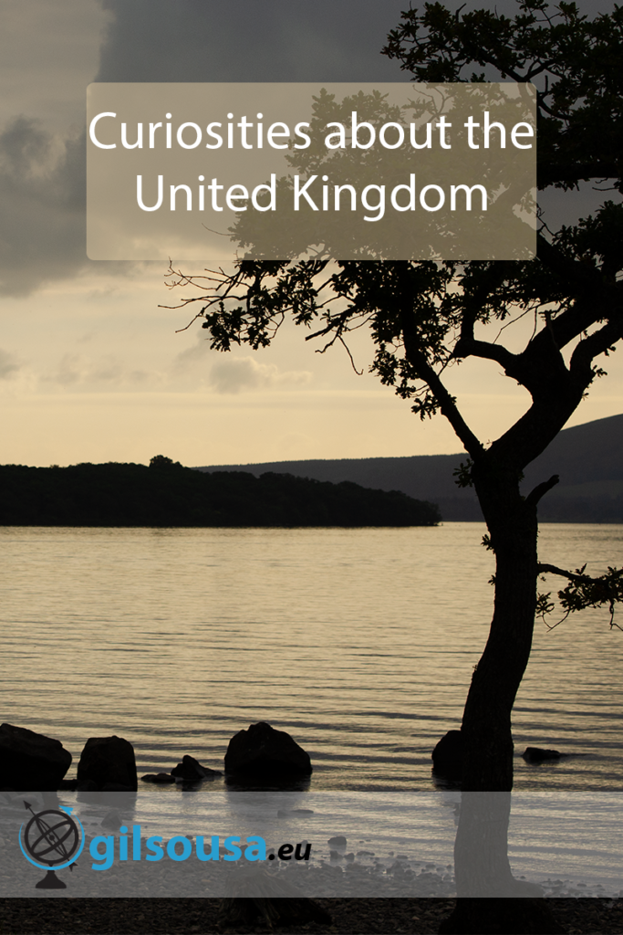 Curiosities about the United Kingdom