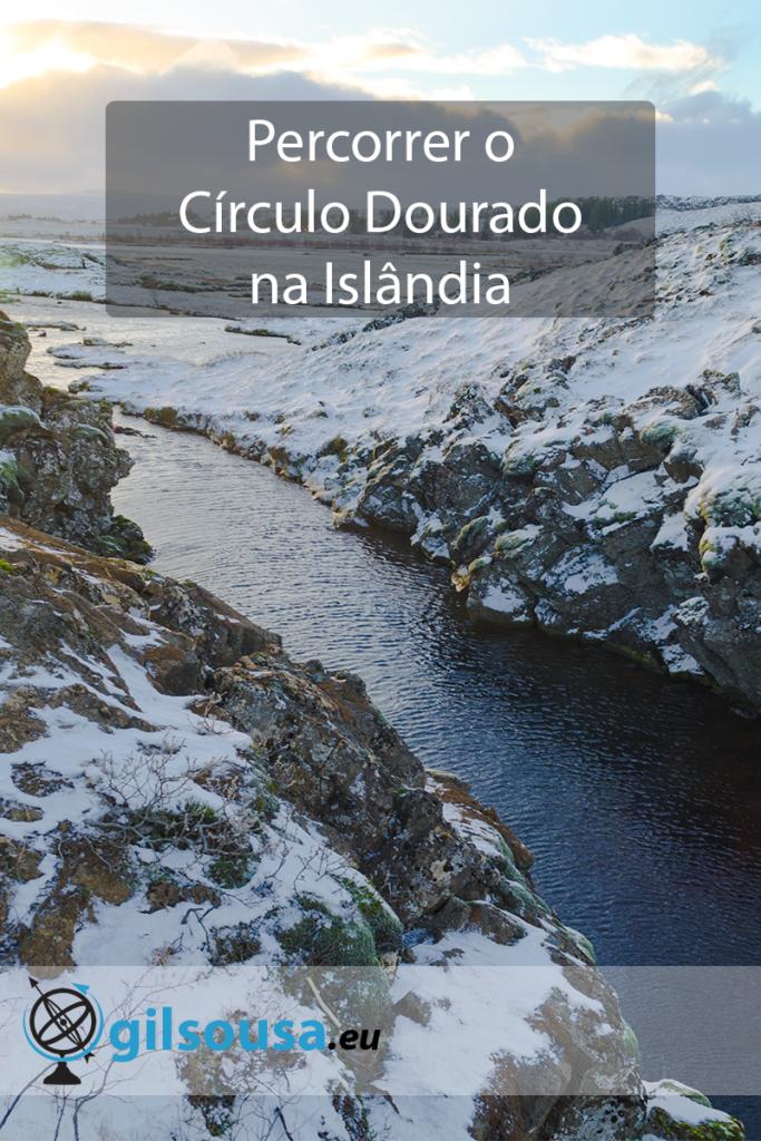 Percorrer o Círculo Dourado na Islândia de carro