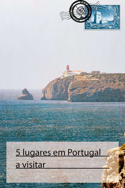Ponta de Sagres - 5 lugares em Portugal a visitar