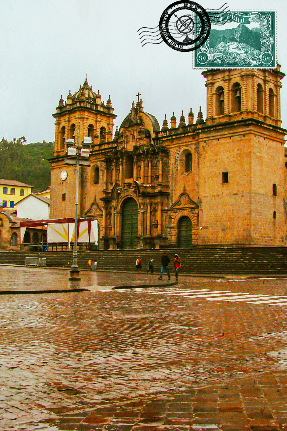 Cathedral Basilica of the Assumption of the Virgin in Cusco