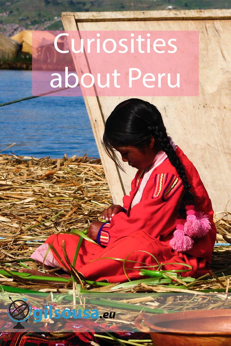 Curiosities about Peru