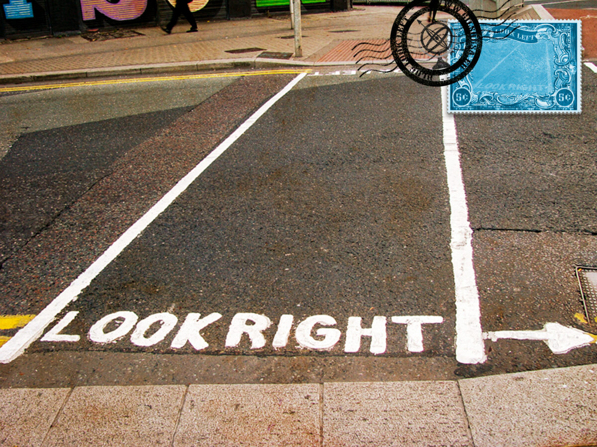 Look Left Cover Photo