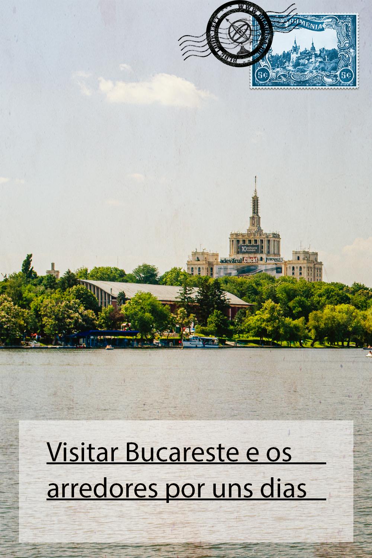 Visitar Bucareste e os arredores por uns dias