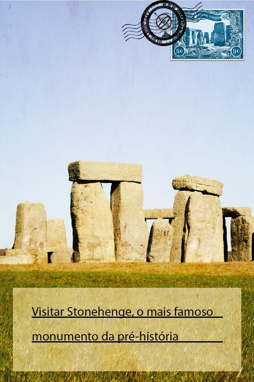 Visitar Stonehenge, o mais famoso monumento da pré-história